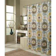 Cassandra Shower Curtain by M Style Ms8081 Ottoman Blossom Shower Curtain The Mine