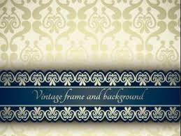 vintage ornate ornaments pattern background free vectors