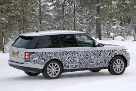 land rover voque a tiny facelift for range rover u0027s biggest model in 2017 by car