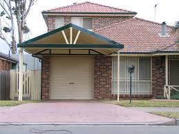 attached gable carport hi craft