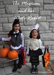 Halloween Costumes Magician Halloween Costumes Magician White Rabbit