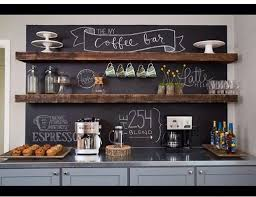 kitchen chalkboard wall ideas pin by jeff chapman on interior decor bar coffee and