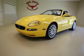 maserati spyder 2005 previously sold inventory