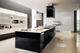 Black Gloss Kitchen Cabinets Kitchen Cabinet Doors Createc High Gloss Doors Polytec Kitchen