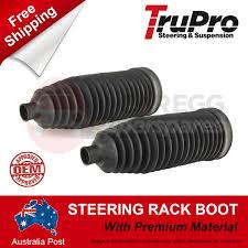 lexus lx470 turbo kit 2x steering rack boot kit for lexus lx470 uzj100 v8 4 7l 4 98 4 08