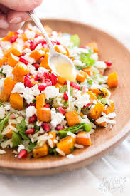 harvest rice salad thanksgiving side dish recipe