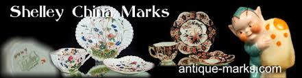 a look at shelley marks u0026 collectible shelley china