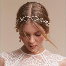 these are not your grandmother s pearl hair accessories brides