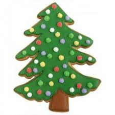 christmas tree and santa cookie collection from eleni u0027s 100 nut