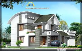 Latest Kerala Home Designs 2465 Square Feet Double Floor Kerala Home Design Floor Plans