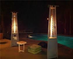 lava heat patio heaters carls patio furniture accessories lava lite patio heater stainless