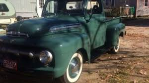 Vintage Ford Truck Center Caps - 1951 ford f1 for sale near riverhead new york 11901 classics on