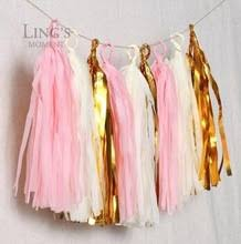 mylar tissue paper compare prices on tissue paper flower garland online shopping buy