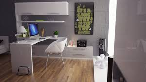 Modern Home Interiors Design Interior Birou Modern Galerie Proiecte Studenti