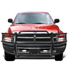 Dodge Ram Pickup Truck - 01 dodge ram pickup truck front bumper protector brush grille