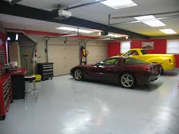 inspiration idea garage inside with garage interior design ideas