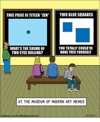 Modern Art Meme - 25 best memes about modern art meme modern art memes