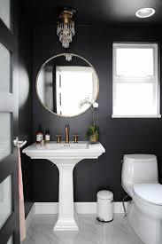 best black powder room ideas on pinterest black bathroom module 97