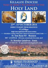 pilgrimage to holy land pilgrimage to the holy land st senan s parish shannon diocese