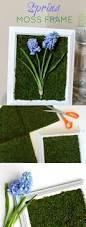 spring moss craft decor oh my creative