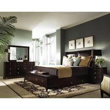 Best Storage Beds Images On Pinterest Storage Beds Bedroom - Dark wood queen bedroom sets
