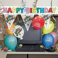 decorating coworkers desk for birthday stupendous office birthday ideas marvelous happy birthday decorate