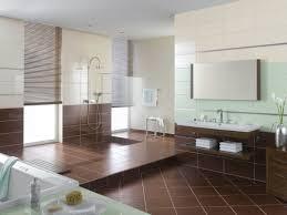 chocolate brown bathroom floor tiles captivating interior design
