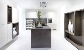 Linear Kitchen by Dynamically Modern Linear Kitchen Designs