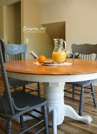 Top  Best Paint Kitchen Tables Ideas On Pinterest Paint A - Painting kitchen table