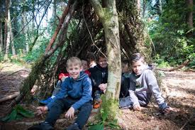 Bush Craft For Kids Family Activities In The New Forest New Forest Activities