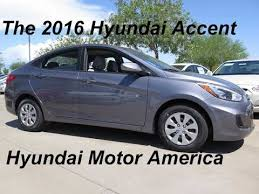 hyundai accent 201 2016 hyundai accent sedan and hatchback in depth review