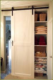 Slidding Closet Doors How To Hang A Closet Door Throughout Hanging Sliding Doors Ideas 0