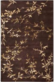 Chocolate Brown Area Rugs Brown Area Rugs Martha Stewart Area Rug Cassander Handwoven