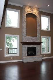 217 best fireplaces using stone images on pinterest fireplaces stone fireplace