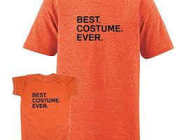 Shirt Halloween Costume Father Child Matching Father Baby Shirts Pizza Shirts