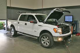 Ford F150 Truck Power Wheels - livernois and airaid tune up our ford f 150 ecoboost off road xtreme