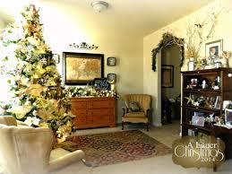 christmas tree decorations red and gold white ngorong club golden uniquely grace a lauer christmas home tour oh holy night so our glorious angel was not