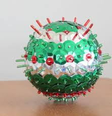 24 unique ornaments to make craft paper scissors