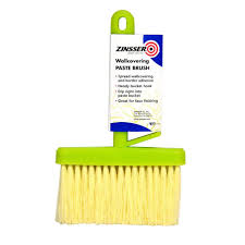 zinsser 6 in flat paste brush case of 6 97501 the home depot