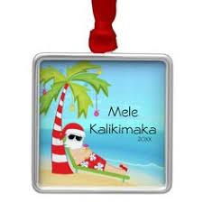 Christmas Ornaments Palm Tree by Christmas Palm Tree Christmas Ornament Christmas Hawaii
