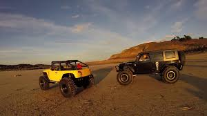 jeep beach wallpaper axial scx10 jeep wrangler jk unlimited and g6 beach rock crawling