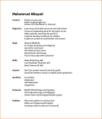 Images Of A Good Resume 7 How To Make A Good Resume Bibliography Format