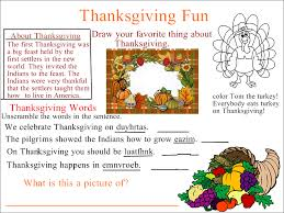 thanksgiving worksheets for 3rd grade free worksheets library