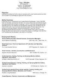construction resume template site foreman resume resume template construction construction
