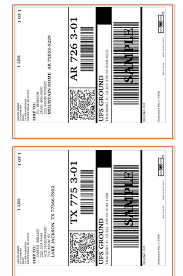 integrated shipping labels and packing lists speed up shipping