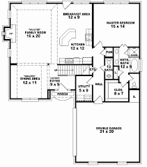 5 story house plans 5 bedroom 1 story house plans best of 1 5 story 3 bedroom 2 5 bath