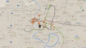 bangkok map tourist attractions ruen thai spa bangkok map tourist attractions in bangkok