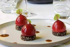 cuisine du donjon le donjon restaurant gastronomique à etretat normandieresto