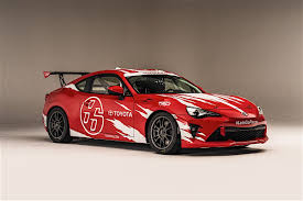 sema 2016 sema 2016 gt86 cs a future competitor to the mx5 cup turnology