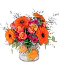 louisville florists orange crush same day louisville ky flower delivery nanz